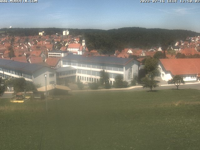 Webcam Skilift Meßstetten